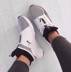super popular fd779 ddd88 maisieleblanc ✨ Puma Fierce Shoes, Puma Shoes Women, White Puma Shoes,