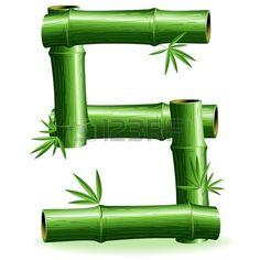 Bamboo Logo Brief Anmelden S photo
