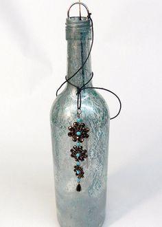 Recycled Bottle Incense Burner by BottleRedux on Etsy