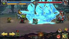 Legend Summoners is a Android Free-to-play, 2D Role-Playing RPG, Multiplayer Game featuring epic multiplayer war games