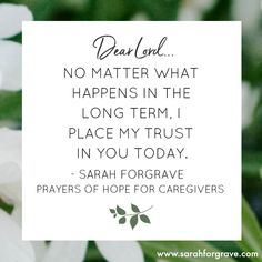 Learn more about the prayer devotional, Prayers of Hope for Caregivers. Includes free gifts, shareable quotes, endorsements, and media information. Hospital Health, Care Hospital, Spiritual Encouragement, Daily Encouragement, Prayers For Hope, Connecting With God, Dear Lord, Christian Women, Caregiver