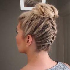 Hairstyles Women Longhair Bangs is part of Cute Long Layered Haircuts With Bangs Hairstyle 😍👌 - # two Braids with bangs Short Hairstyles Women Fat Bride Hairstyles, Hairstyles With Bangs, Weave Hairstyles, Hairstyle Ideas, Bangs Hairstyle, Mother Of The Bride Hair, Transitioning Hairstyles, Long Layered Haircuts, Hair Hacks