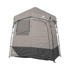 Camping Shower Tent Portable Outdoor Solar Shelter Privacy Changing Instant New #Ozark