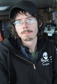 Peter Hammarstedt. Born in Sweden and raised in the UK, Peter joined the Sea Shepherd Conservation Society as soon as he was old enough to submit an application. A fervent advocate for the rights of animals, Peter believes that in their capacity to suffer, animals are our equals.