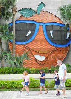 Big Orange Miami Florida