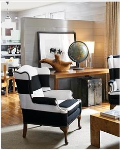 Coveting these chairs BIG TIME