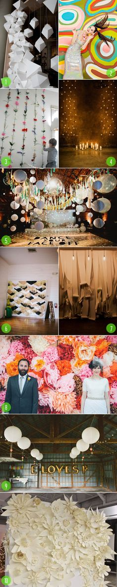 Best of wedding backdrops. Bride online