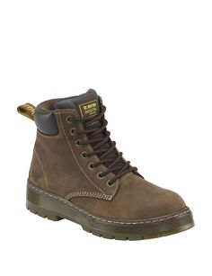 Men's Shoes Smart Mongrel 261050 Work Boots Steel Toe Safety Wheat Zip Side Size 8 Crazy Price Boots