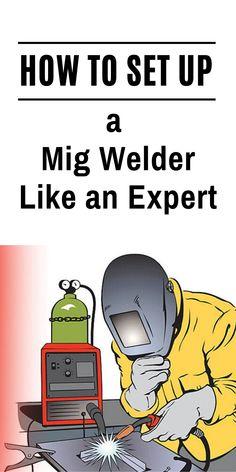Mig Welding Tips, Welding Set, Welding Design, Welding Rods, Metal Welding, Arc Welding, Welding Crafts, Welding Projects, Metal Projects