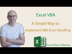 471 Best Programming Mainly Vba Images In 2020 Excel Excel