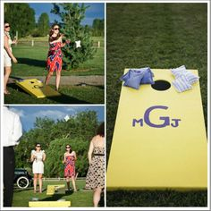 Lawn Games For Weddding