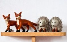 Toy animals for Noah's arch