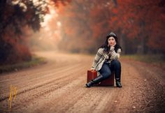 Fall Road by Jake Olson Studios on 500px