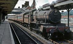 45551 (Not named) Diesel, Steam Railway, British Rail, Great Western, Steam Engine, Steam Locomotive, Model Trains, Abandoned, Westerns