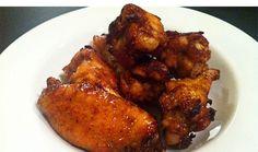 Super Bowl Menu Must-Haves: 5 Healthy Chicken Wing Recipes - Brown Sugar Spice Wings - Bodybuilding.com