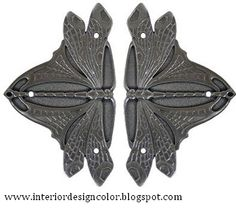 Dragonfly Decorative hinges