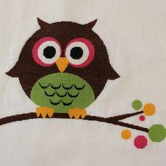 Twiggy the Owl Cross stitch