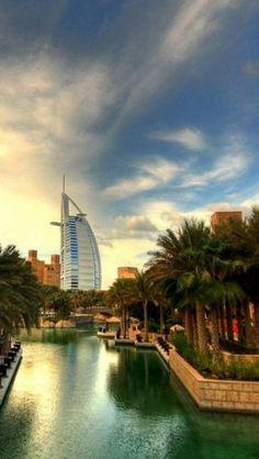 Burj Al-Arab, Dubai, UAE (4 Pictures) | See More Pictures