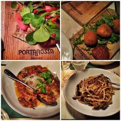 he and she: Enjoy life: food* Portarossa