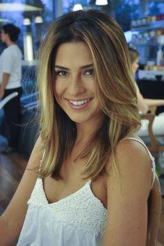 Fernanda Paes Leme •Cabelos Médios | Marcos Proença