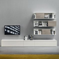 Novamobili Wall Unit Composition 11
