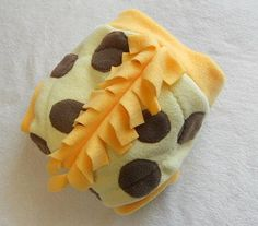 Fleece Soaker for cloth diapering.  Sold on etsy but sorry I don't have the link to that.