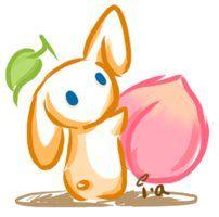 Kawaii Bunny icon by ~Meikiyu on deviantART
