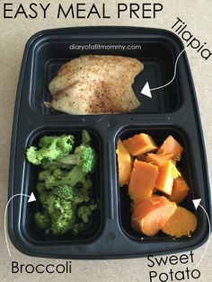 Easy Meal Prep Ideas for Clean Eating and High Protein.