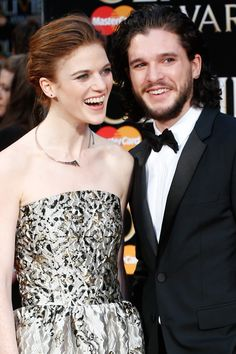 Kit Harington's Comments on Falling For Rose Leslie Will Melt Your Heart