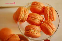 Macarons de marshmallow.   Cuchillito y Tenedor