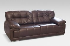 Browse the collection of highly comfortable 3 seater sofas that are perfect for use in office, living room and waiting room. Visit Furniture Stop now and take your pick. Corner Sofa Design, Living Room Sofa Design, Tv Wall Design, Family Room Furniture, My Furniture, Furniture Design, Tufted Bench, Home Theater Seating, Luxury Sofa