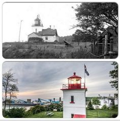 The Lighthouse - top photo D. Jewell, bottom by Rob Boyce of Your Life in Stills Photography. Still Photography, Present Day, Top Photo, Ontario, Lighthouse, Festivals, Things To Do, Events, Mansions