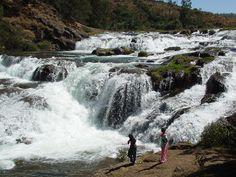 Pretty Pykara falls, Ooty, Ootacamund - Ooty, Avalanche, Nilgiris District, Tamil Nadu, India