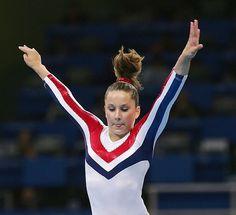 2004 Athens Olympics: Balance Beam Final - Carly Patterson (USA)