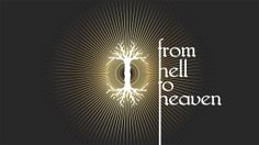 HELL TO HEAVEN branding by @Serrano Brothers