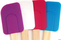 Why You Need To Clean Your Rubber Spatulas