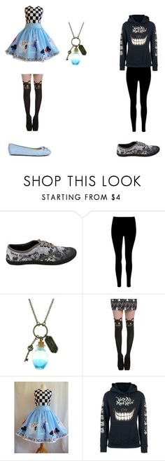 """""""Outfit #12"""" by amberpurdybvb34 on Polyvore featuring Disney and Michael Kors"""