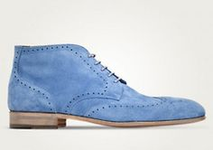 Scarosso shoes.. when i get married.. ima buy these blue suede shoes for my hubby!!