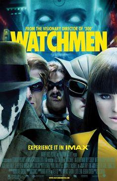 Watchmen (2009) BluRay 950MB AVI Direct Download