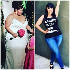 Plus Size Model Rosie Mercado Flaunts Impressive 250 Weight Loss Despite the Haters!