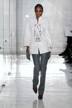Ralph Rucci | Fall 2011 Ready-to-Wear Collection | Style.com