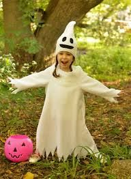 Image result for toddler ghost costume