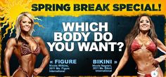 I love both! Great article with food plans and training sessions