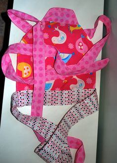 Mei Tai Baby doll carrier/ Baby Doll Carrier. $15.00, via Etsy.