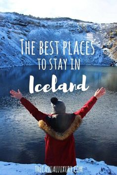 Where to Stay in Iceland // Hotels in Iceland // Airbnb, Homeaway, Rentals in Iceland // Where to Go in Iceland // Iceland Travel Guide