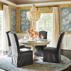 Frederick Dining Collection | Frontgate