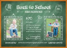 Back to School. Back to school mini session. Ashley Lipscomb Photography. Virginia Children Photographer. Children photography. Mini Session