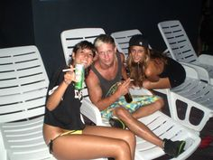 Pool party @ Aria Malta