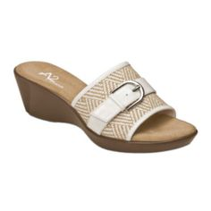 A2 by Aerosoles® Eyes on You Slide Sandals  found at @JCPenney