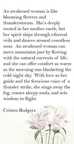 #awakening #woman #femininerising #love #amwriting #poetry #thunderstorms #hope #power #wisdom #spirituality